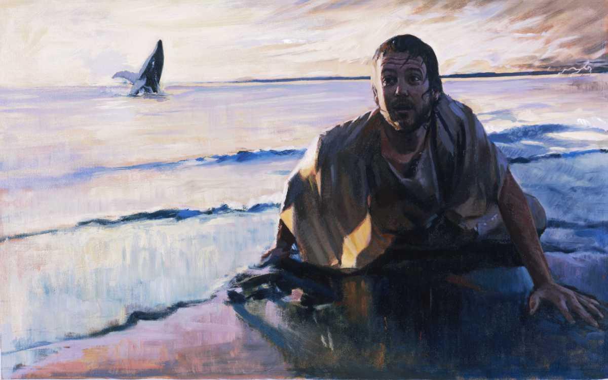 Иона Пророк Кĕнеки